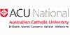 Australian Catholic University Canberra Campus